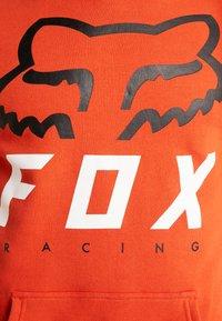 Fox Racing - HERITAGE FORGER  - Kapuzenpullover - atomic orange - 6