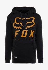 Fox Racing - HERITAGE FORGER  - Kapuzenpullover - black - 3