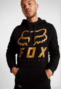 Fox Racing - HERITAGE FORGER  - Kapuzenpullover - black - 4