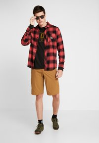 Fox Racing - SHIELD TECH TEE - Sports shirt - black - 1