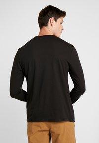 Fox Racing - SHIELD TECH TEE - Sports shirt - black - 2