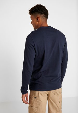 NON STOP TEE - Long sleeved top - blue
