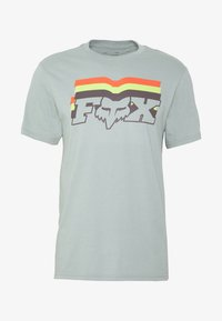 Fox Racing - FAR OUT TEE - T-Shirt print - eucalyptus - 3