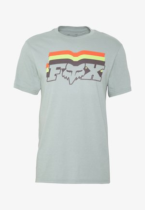 FAR OUT TEE - T-Shirt print - eucalyptus