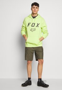 Fox Racing - LEGACY MOTH - Kapuzenpullover - neon green - 1
