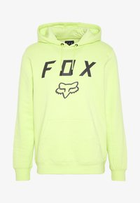 Fox Racing - LEGACY MOTH - Kapuzenpullover - neon green - 3