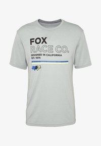 Fox Racing - ANALOG TECH TEE - T-Shirt print - light green - 3