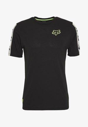 RANGER - T-shirt z nadrukiem - black