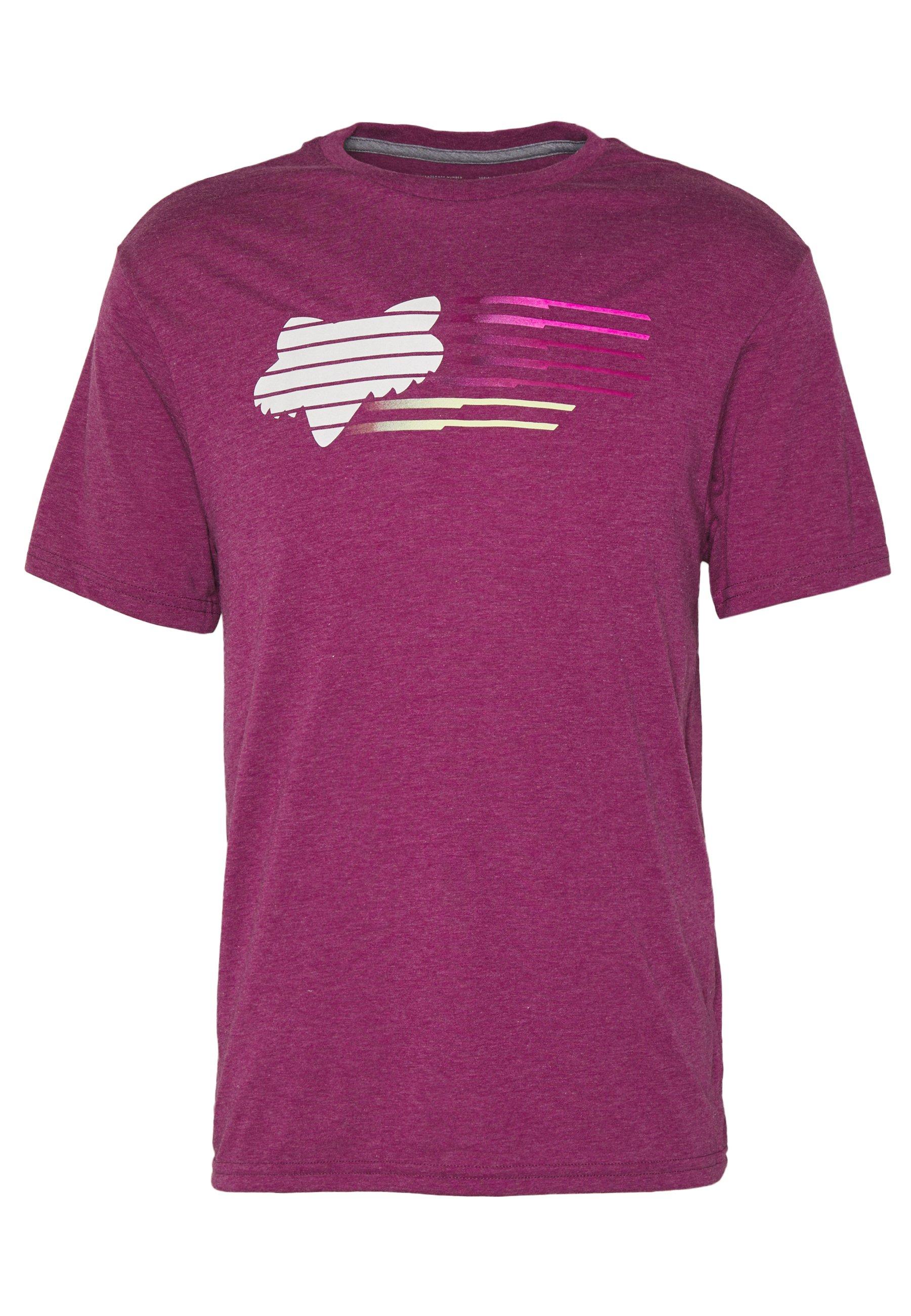 Fox Racing Lightspeed Head Tech Tee - T-shirt Sportiva Purple 9DE9q8T