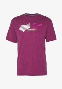 Fox Racing - LIGHTSPEED HEAD TECH TEE  - Funktionsshirt - purple - 3