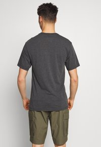 Fox Racing - HERITAGE FORGER TECH TEE - T-Shirt print - black/green - 2