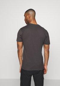 Fox Racing - NON STOP PREMIUM TEE - T-Shirt print - black/white - 2