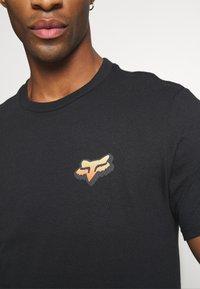 Fox Racing - CRUISER TEE - T-Shirt print - black - 5