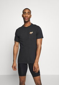 Fox Racing - CRUISER TEE - T-Shirt print - black - 2
