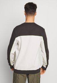 Fox Racing - MILLER CREW - Sweatshirt - black vintage - 2