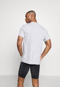 Fox Racing - DRIFTER TEE - T-Shirt print - light heather grey - 2