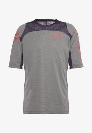 DEFEND FAST JERSEY - Funktionsshirt - pewter