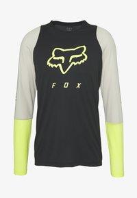 Fox Racing - DEFEND  - Funktionsshirt - black - 3