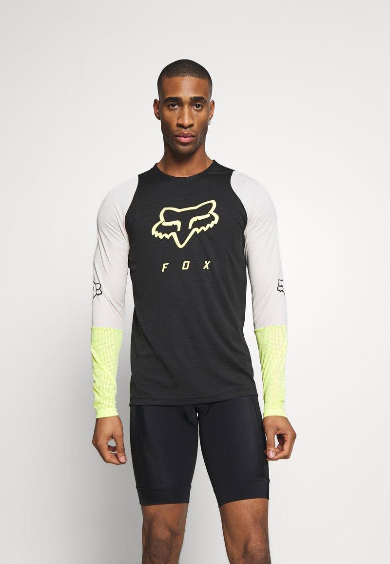 Fox Racing - DEFEND  - Funktionsshirt - black
