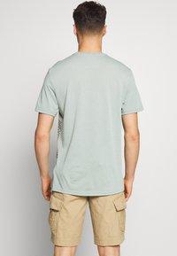 Fox Racing - STARTER CREW - T-Shirt print - turquoise - 2