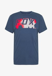 Fox Racing - TEE - T-Shirt print - dark blue - 4