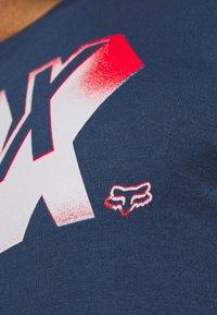 Fox Racing - TEE - T-Shirt print - dark blue - 5