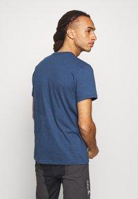 Fox Racing - TEE - T-Shirt print - dark blue - 2
