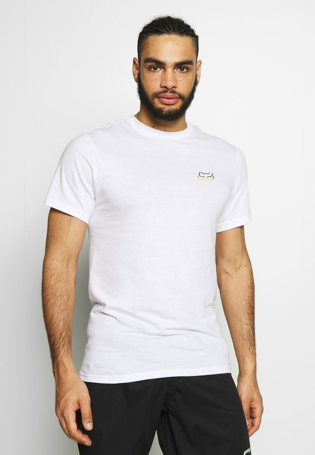 HONR TEE - Sports shirt - opt wht