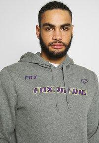 Fox Racing - HONR  - Jersey con capucha - heather graphite - 3