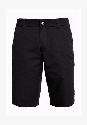 ESSEX SHORT - Korte broeken - black
