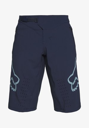 DEFEND SHORT - kurze Sporthose - navy