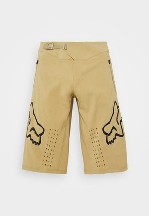 DEFEND - Outdoor Shorts - khaki