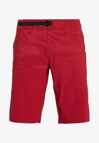 Fox Racing - RANGER CARGO SHORT - kurze Sporthose - dark red - 4