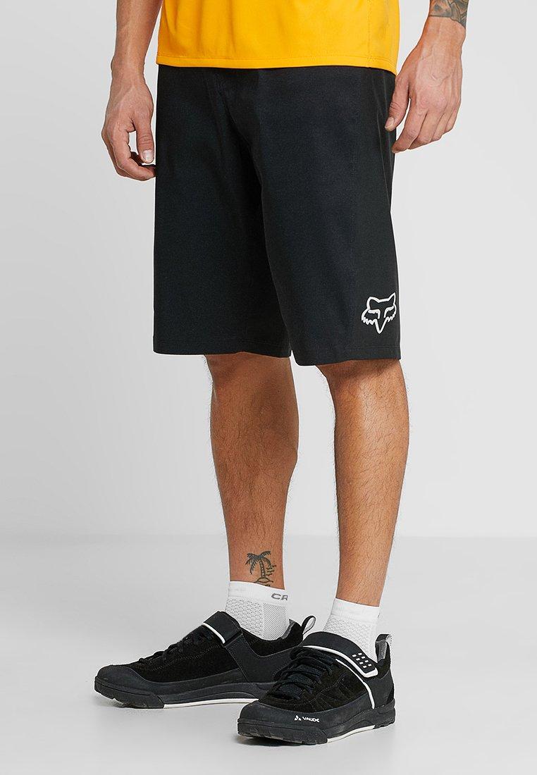 Fox Racing - RANGER SHORT - kurze Sporthose - black