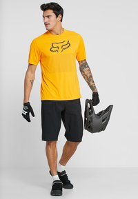 Fox Racing - RANGER SHORT - kurze Sporthose - black - 1