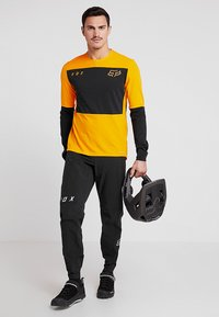 Fox Racing - FLEXAIR PANT - Stoffhose - black