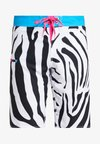 Fox Racing - VEGAS STRETCH BOARDSHORT - kurze Sporthose - black/white