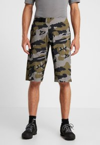 Fox Racing - DEFEND PRO WATER SHORT - Outdoor Shorts - olive - 0