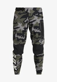Fox Racing - DEFEND FIRE PANT - Stoffhose - green - 4