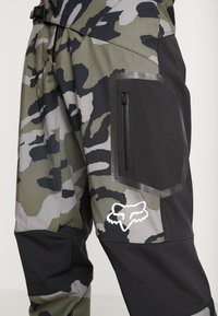 Fox Racing - DEFEND FIRE PANT - Stoffhose - green - 3
