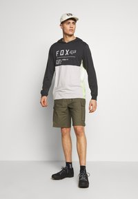 Fox Racing - SLAMBOZO SHORT 2.0 - kurze Sporthose - olive green