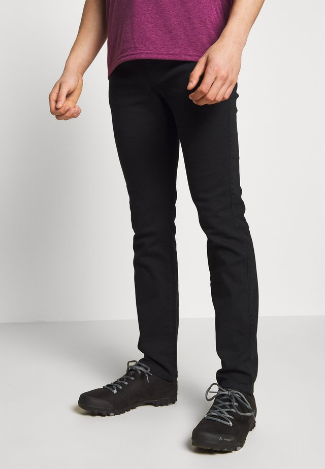 DAGGER SKINNY PANT - Trousers - black