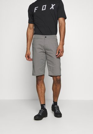 RANGER SHORT 2-IN-1 - Sports shorts - grey