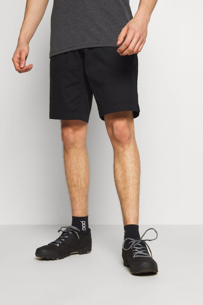 Fox Racing - ESSEX - Sports shorts - black