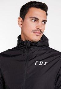 Fox Racing - ATTACKER - Windbreaker - black - 3