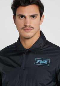 Fox Racing - LAD JACKET - Training jacket - black - 5