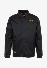 Fox Racing - LAD JACKET - Outdoorjas - black - 5