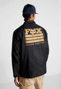 Fox Racing - LAD JACKET - Outdoorjas - black - 2