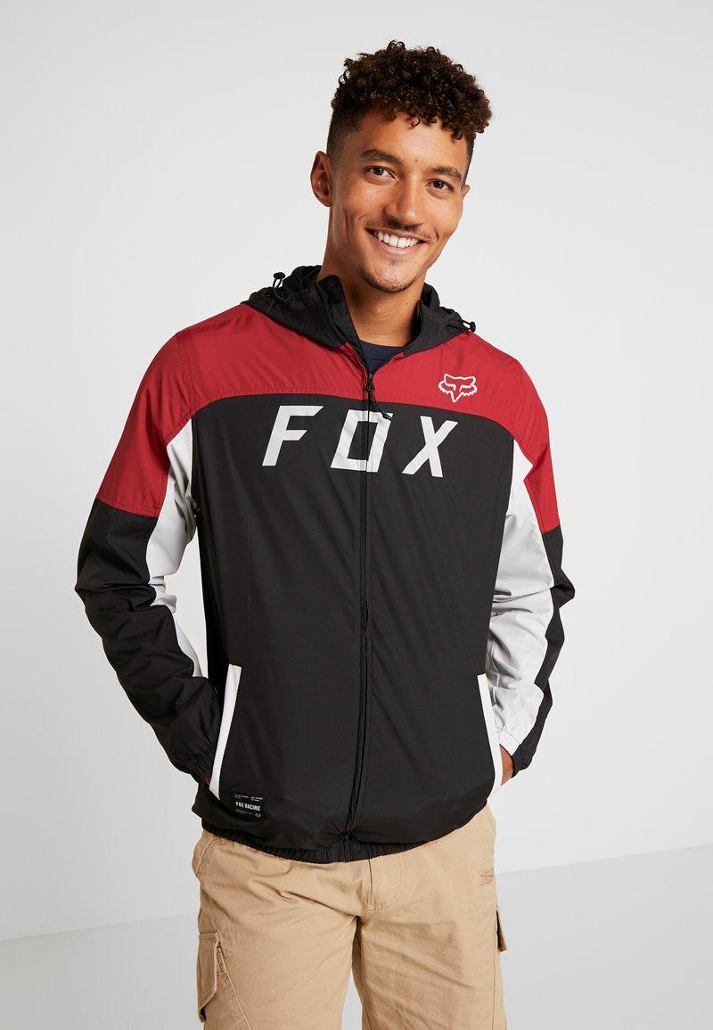 Fox Racing - MOTH - Windbreaker - black/red