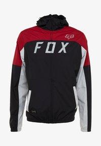 Fox Racing - MOTH - Windbreaker - black/red - 6